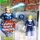 1994 - Invisible Woman - Action Figures - Toy Biz - Marvel Super Heroes - Fantastic Four