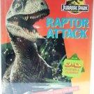 Jurassic Park - Raptor Attack - 3-D Magazine