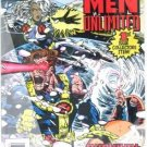 1993 - Marvel - X-Men Unlimited - 1st Issue Collector's Item - Comic Books