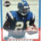 2001 - LaDainian Tomlinson - Upper Deck - Vintage - Rookie Card #252