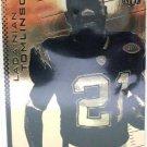2003 - LaDainian Tomlinson - The Merrick Mint - Laser Line Gold Card