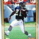 2001 - LaDainian Tomlinson - Topps - Rookie Card #350