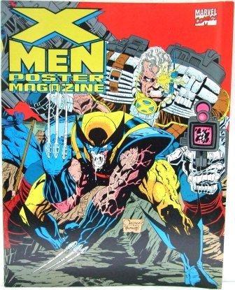 1992 - Marvel Comics - X-Men - Vol. 1, No. 1 - Poster Magazine