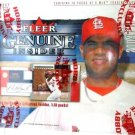 2005 - Fleer - Genuine Insider - Major League Baseball - Hobby Exclusive - Sports Cards