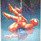 1996 - Fleer/SkyBox - Marvel - Spider-Man - Scarlet Spider - Devito - Canvas - #4 of 6
