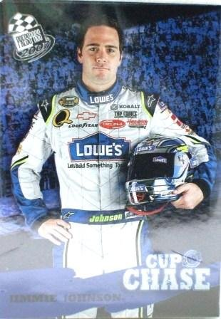 2007 - Press Pass - Racing Exclusive - Cup Chase - Factory Card Set - #1/12