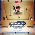 2004 Donruss World Series 04 Hobby Exclusive MLB Trading Cards Box