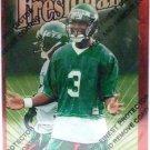 1996 - Keyshawn Johnson - Topps - Finest - Football - Freshman - Rookie Card #225