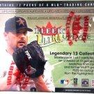 2004 - Fleer - Ultra - Update - Baseball - Hobby - Exclusive - Box