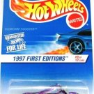 1997 - Scorchin' Scooter - Hot Wheels - First Edition - Collector #519