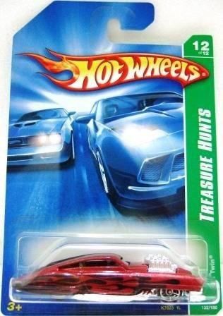 2007 - Evil Twin - Hot Wheels - Treasure Hunts - #12 of 12