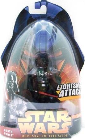 2006 - Darth Vader  #11 - Lightsaber Attack - Star Wars - Episode III - Revenge of the Sith