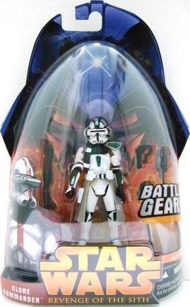 2006 - Clone Commander #33  - Battle Gear -  Star Wars - Episode III - Revenge of the Sith -