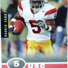2006 - Reggie Bush - Sage - #5/5 - USC - Rookie Card