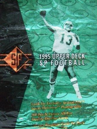 1995 Upper Deck SP NFL Football Card Set #1 -200
