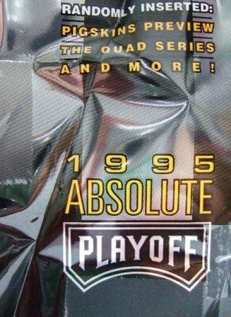 1995 Playoff Absolute NFL Football Card Set  #1 - 200