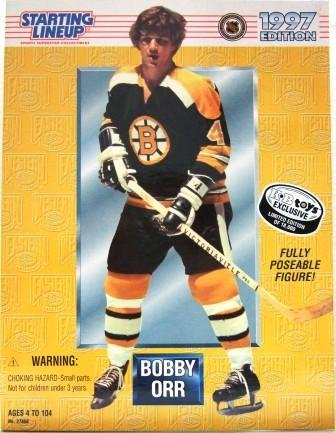 """1997 - Bobby Orr - Kenner - Starting Lineup - 12"""" Specials"""