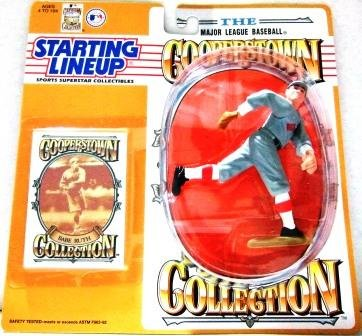 1995 - Babe Ruth - Action Figures - Starting Lineups - Cooperstown Collection - Baseball
