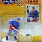 1997 - Wayne Gretzky - Starting Lineups - Hockey - Rangers - Action Figures - Rookie Slu