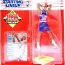 1995 - Grant Hill - Starting Lineups - Basketball - Pistons - Action Figures - Rookie Slu