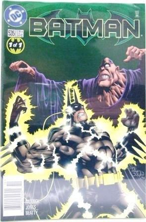 1996 - DC - Batman  - Issue #535 - 1 of 1 - Comic Book