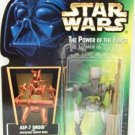 1997 - ASP-7 Droid - Star Wars - The Power of the Force - Green Card - Hologram