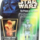 1997 - 2-1B Medic Droid - Star Wars - The Power of the Force - Green Card - Hologram