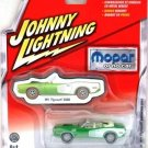2005 - Johnny Lightning - Mopar or no car Series - #40,41,42 Set