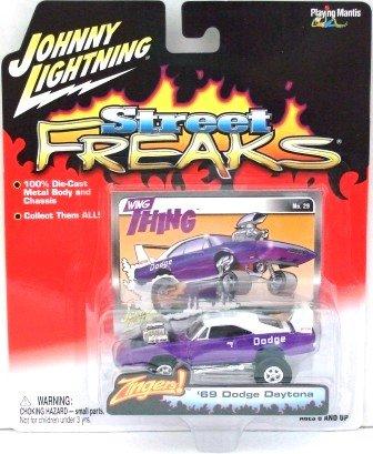 2005 - Wing Thing - Street Freaks - Johnny Lightning - Die-cast Metal Cars