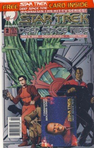 1994 - Malibu - Star Trek - Deep Space Nine - #2
