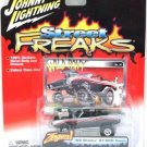 2005 - Silver '69 Shelby GT-500 Convertible - Street Freaks - Johnny Lightning - Die-cast Metal Cars