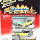 2005 - Johnny Lightning - Street Freaks - Project In Progress - 69 Chevy Camero  - Die-cast Metal