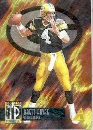 1995 Pinnacle - Team Pinnacle - Brett Favre/John Elway - #7 of 10