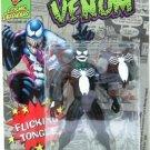 1992 - Venom - Action Figures - Toy Biz - Marvel Super Heroes - Flicking Tongue
