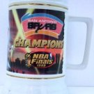 1999 - San Antonio Spurs - NBA Champions - 6 inch Porcelain Collector's Stein