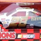 1997 - Ernie Ervan #28 - Atlas - Nascar - Racing Champions - Havoline - 10th Anniversary Edition