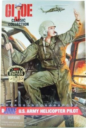 1996 - G.I. Joe - Jane U.S. Army Helicopter Pilot - Limited Edition - Modern Forces Assortment