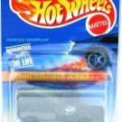 1996 - Hot Wheels - Oshkosh Snowplow - Flamethrower Series - Collector #387