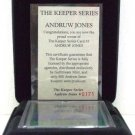 1997 - Andruw Jones - Gulfstream Mint - The Keeper Series - Card #3