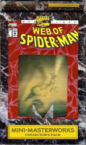1993 - Marvel Comics - Mini-MasterWorks Collector's Pack