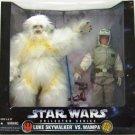 1997 - Luke Skywalker vs. Wampa - Star Wars - Rebel Alliance - Collector Series - Toy Action Figure