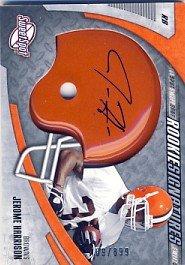 2006 - Jerome Harrison - Upper Deck - Sweet Spot - Rookie Signatures - Card #220