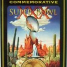 The 1996 Super Bowl Commemorative XXX Coincard