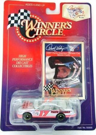 1997 - Darrell Waltrip #17 - Nascar - Winner's Circle - 25th Anniversary - #2 of 7