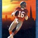 1992 - Joe Montana - SkyBox - PrimeTime - Card # MO6 of 15