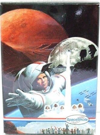 1991 - SpaceShots - Moon Mars - 36 Card Special Edition Set