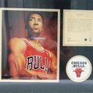 1997 - Scottie Pippen - KRSI - Original Art - Limited Edition - Individually Numbered Print