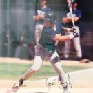 Jose Cruz, Jr. - Signature Rookies - Limited Edition - Autographed - Photograph