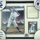 """1993 - George Herman Ruth - The King Of Swat  - Kelly Russell Studios - 11"""" X 14"""" Framed Lithograph"""