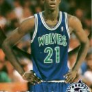 1995-96 - Kevin Garnett - Topps - Stadium Club - Rookie Card #343